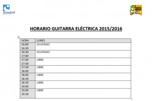 GUITARRAELECTRICALUNES